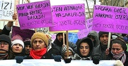 Vêtements « Esprit » : conflit en Turquie
