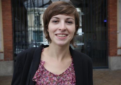 Justine, 26 ans, a des savoirs à revendre