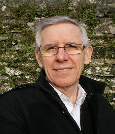 André Moulin, fondateur de l'association (photo Le Moulin à images).