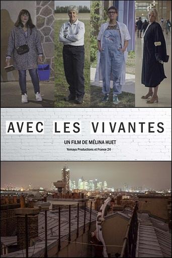 """A voir sur France 24 : """"Avec les vivantes"""" de Mélina Huet"""