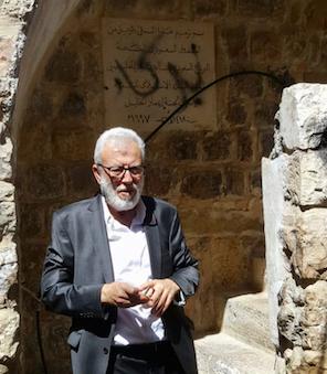Quand Anwar Abu Eisheh, le pacifiste, reverra-t-il sa patrie, la Palestine ?