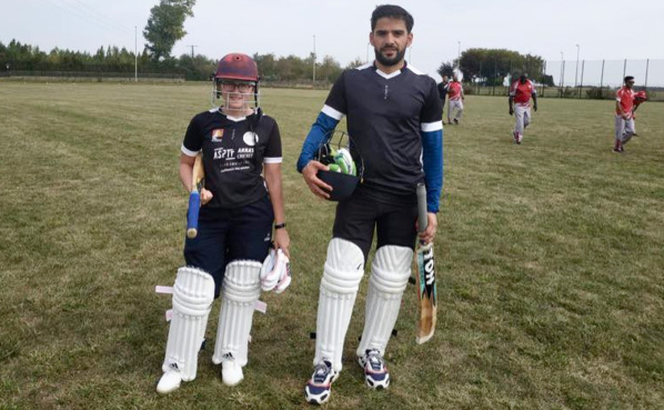 ©  ASPTT Arras Cricket Club