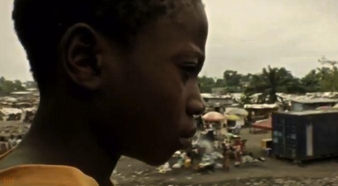 (Extrait du film Kinshasa Kids)