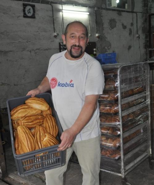 Hubert, un drôle de boulanger migrateur