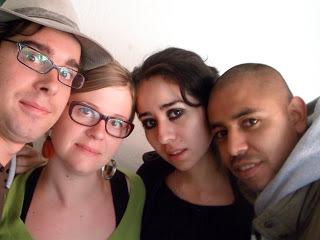 Chez Arlette et Bénicio, au Mexique, ouvrir une auberge de jeunesse.