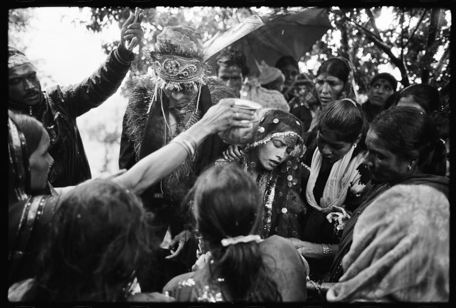 Au Népal, par Marie Dorigny