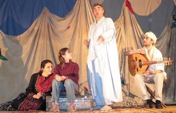 Hommage à Mahmoud Darwich, le grand poète palestinien