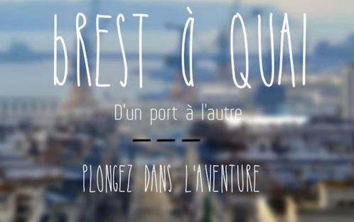 Brest à quai (webdocumentaire)