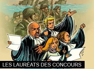 Dix plaidoiries sur les droits humains à Caen