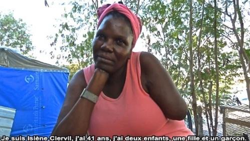 La vie d'Islène à Haïti