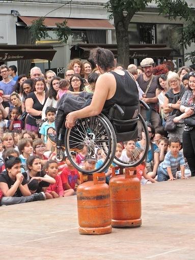 «C'est vrai que la première image donne une vision un peu brutale du handicap», admet Yann.