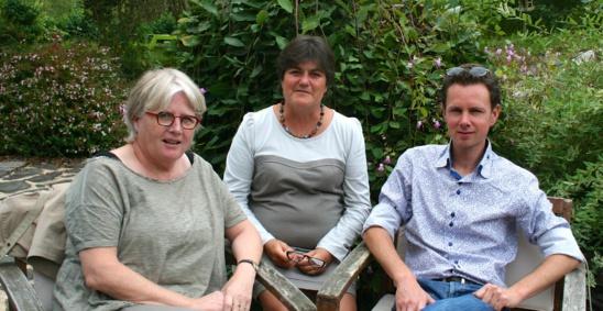 Michèle TROCHEL, Sylvie MARCHAND, Sébastien SCHILLIGER