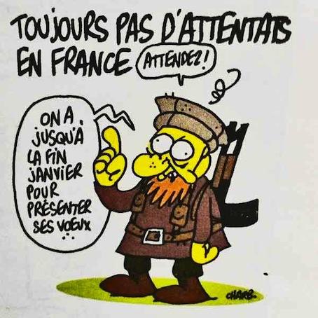 Le dernier défi de Charb