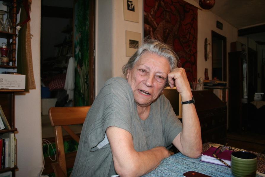 """Thérèse Clerc, 87 ans : """"Le voyage a été si beau !"""""""