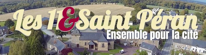 Les 11 de Saint-Péran, ensemble pour la cité