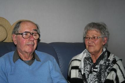 Maryvonne et Robert  transforment leur indignation en action