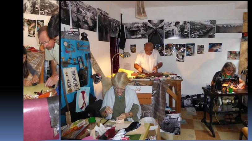 Une exposition très riche consacrée à la mémoire des objets et métiers du verre et de la chaussure