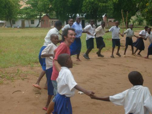 Danses bretonnes en Tanzanie