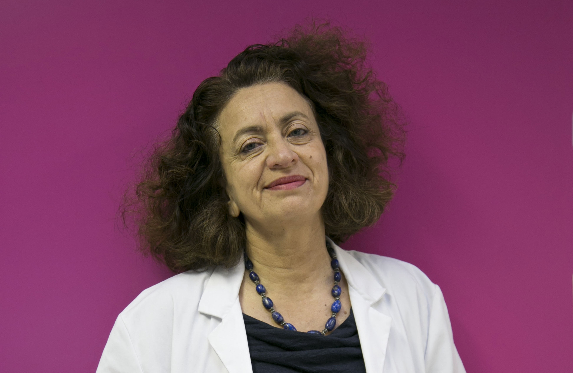 Ghada Hatem, la gynécologue au service de toutes les femmes