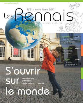 """Histoires Ordinaires sur la revue """"Les Rennais""""... avec quelques compléments"""