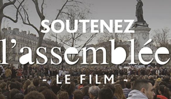 Financement participatif : Mariana Otero a filmé l'assemblée de Nuit Debout