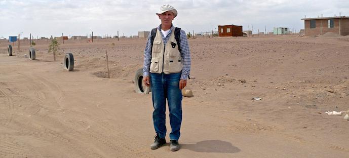 Révolution au désert avec Joseph Le Bour