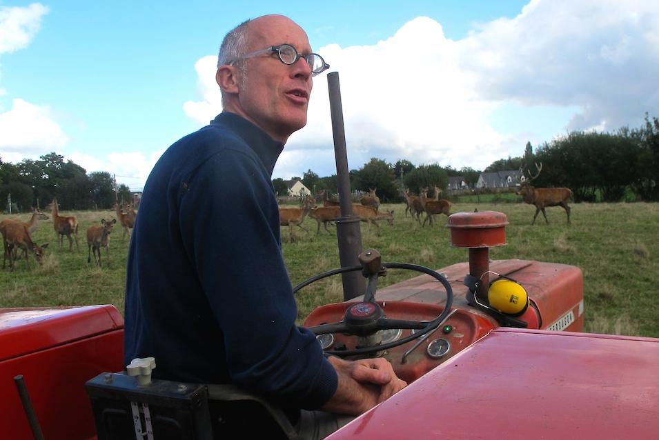 La ferme auberge de Chauvigné est devenue l'auberge de l'espoir