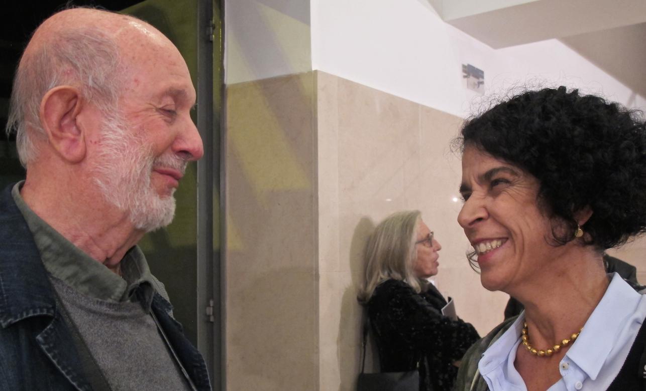 Avec Georges Dussaud