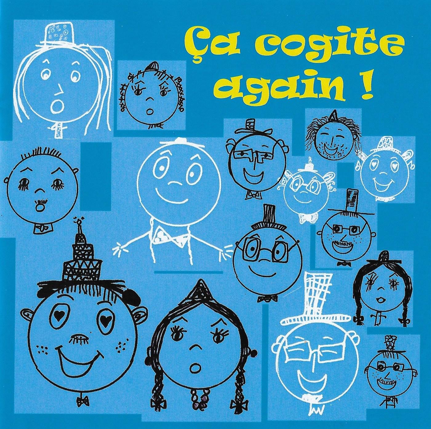 « Ça cogite again ! », le nouveau CD des Cogiteurs
