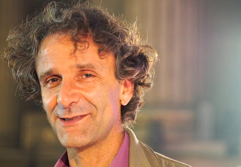 Michel Podolak, chef d'orchestre et chef de cœur