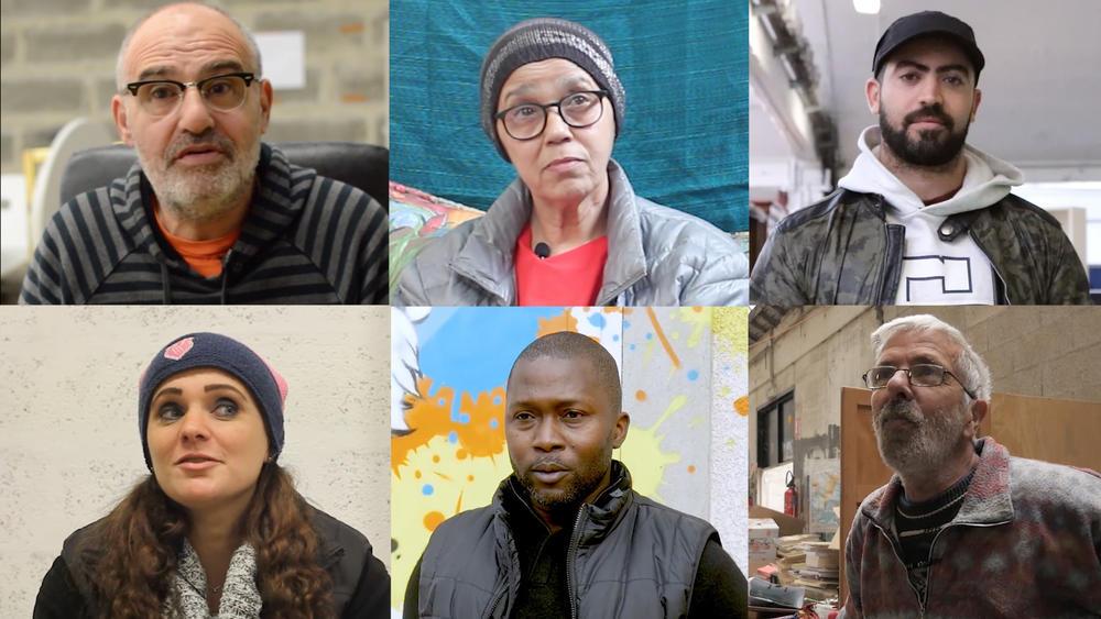 """Portraits vidéo : les """"soldats de la solidarité"""" d'Emmaüs"""