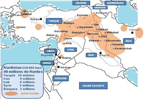 A 85 ans, l'infatigable allié des Kurdes transmet son combat
