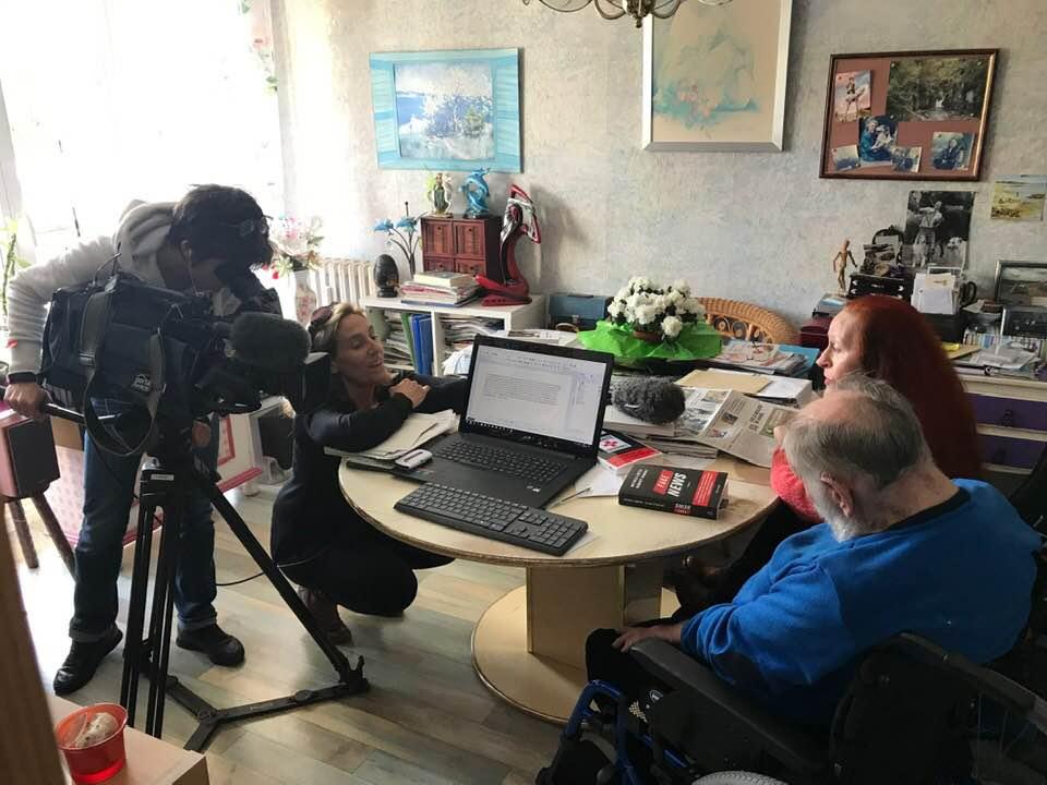 FR3 Bretagne a rencontré Gildas Trévetin