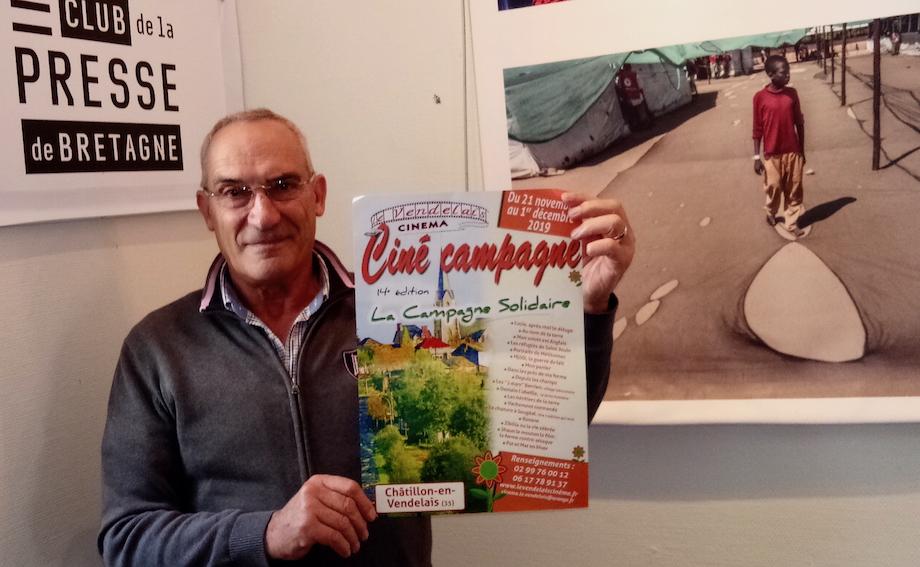 """""""Ciné campagne"""" : un festival pour faire avancer une """"campagne solidaire"""""""