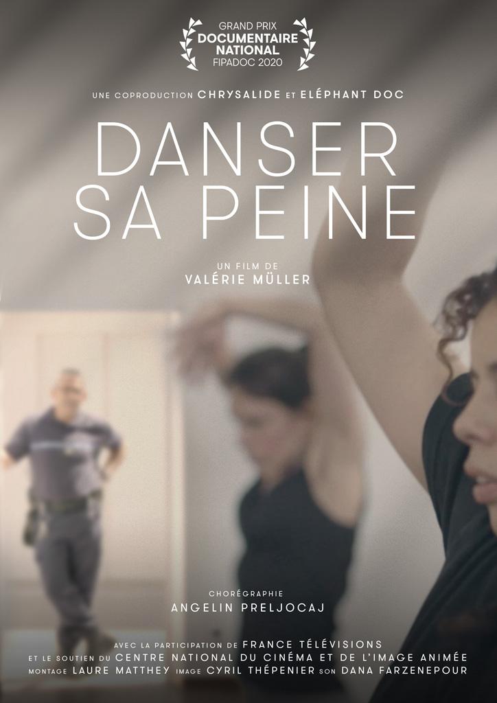 « Danser sa peine, la danse derrière les barreaux » de Valérie Müller