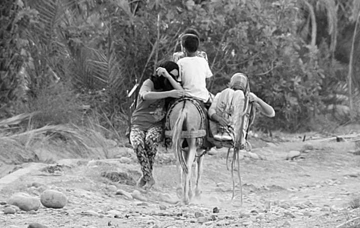 """Photo : les amis marocains du """"Berbère Blanc"""""""