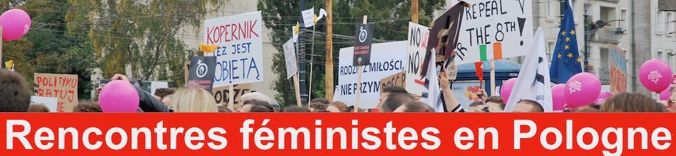 """Sur le blog """"Rencontres féministes en Pologne"""""""