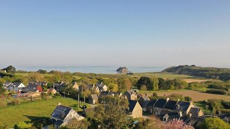 Le hameau de Tannée (Photo Maëlan Lasbleiz)