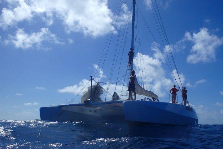 """Sur Reporterre : « L'extraordinaire vie en mer au secours de jeunes """"âmes errantes"""" »"""