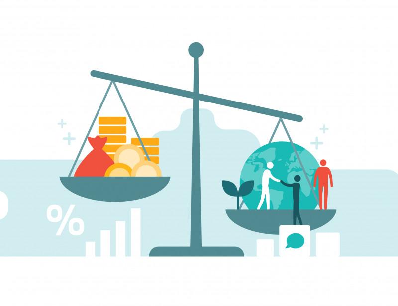 Epargne solidaire : une progression record en 2020