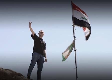 Muammar, 23 ans, rappeur à Mossoul