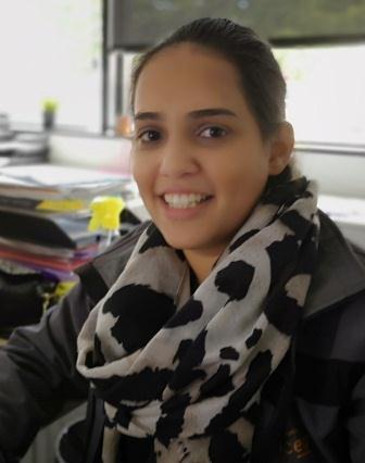 Safaa Slaoui, chargée de la coordination du Groupement momentané des entreprises adaptées.