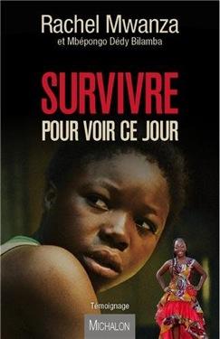 Le parcours de Rachel, l'enfant des rues de Kinshasa