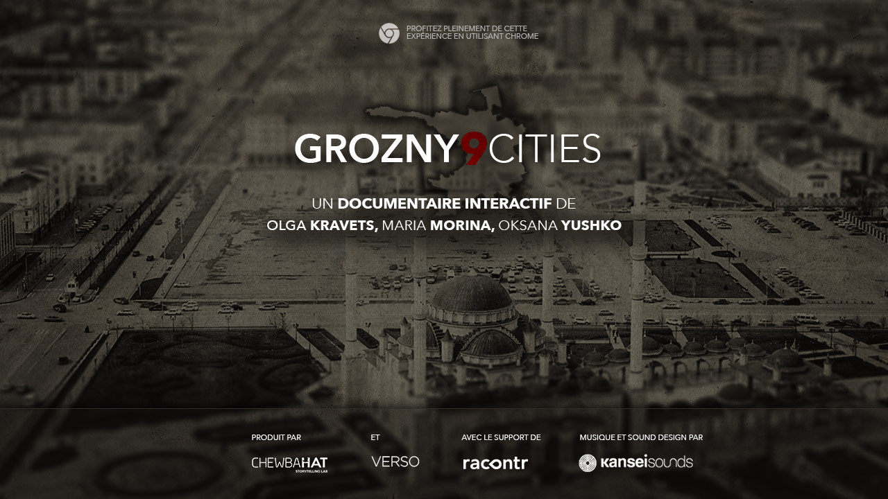 A la découverte de Grozny (webdoc)