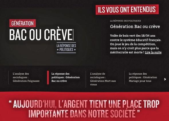 Génération quoi ? Portrait des jeunes français(es)
