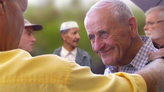 """Photo extraite du film """" Retour en Algérie"""" d'Emmanuel Audrain"""