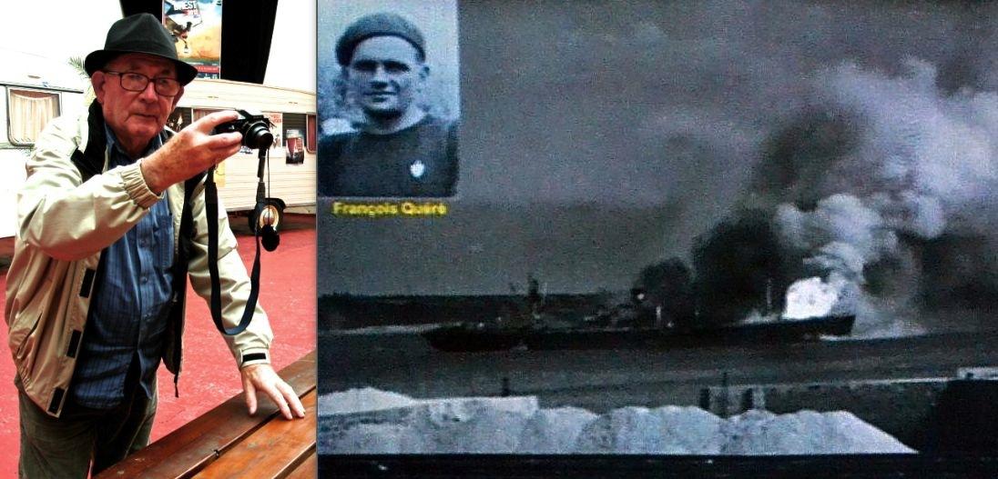 Yffic reste hanté par le drame de l'Ocean Liberty, par ses victimes et ses héros comme Yves Bignon et François Quéré.