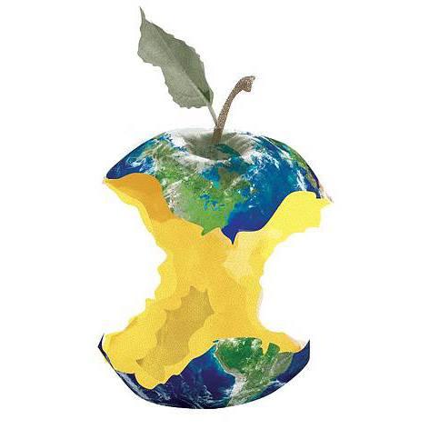 """L'humanité, une """"endettée écologique"""""""