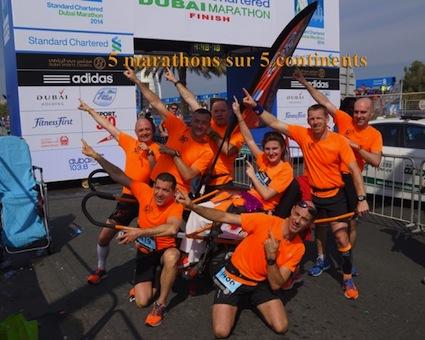 Des marathons en fauteuil roulant : le rêve de Coline