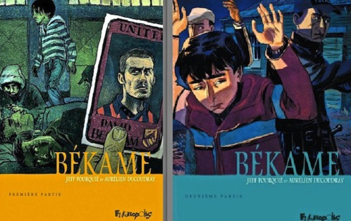 Békame, une odyssée en BD